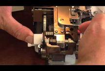 Symaskine teknik