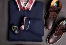 Dressy Casual and Casual mens style..Autumn-Fall & Winter / Men's dressy casual clothing for autumn and winter style
