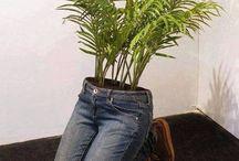 Creatividad... / Doble uso, reciclaje, creatividad...