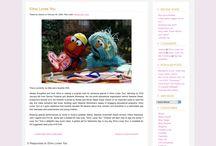 Free Blogger Templates / by Carolynn Reynolds