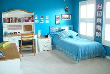 Annaliese's Bedroom Redecorate  / by Audra Grellmann