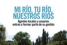 revista esPosible nº 47, noviembre 2014. Mi río, tu río, nuestros ríos.