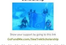 SeaTrek Scholarships & Donations