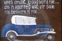 Afrikaans - Wyse Woorde - Kuns