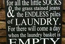 Laundry room / by Gina Raper