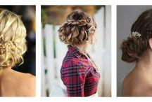 Cute Hair / pretty hair styles / by Lauren R.