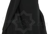 Niqab, hijab, amira