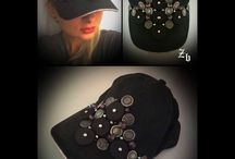 Accessory z'ett bijou handmade / Hair accessory,headband,belt,head cup