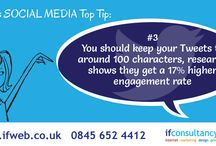 Twitter Tips / Here you will find some useful tips for improving the effectiveness of your Twitter profile