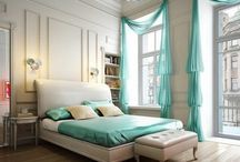 Master bedrooms / by Amber