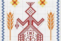słowiańskie wzory