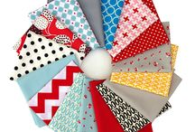 Fabric  / by Rita - Red Pepper Quilts