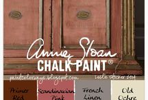 Roaring Reds! - with Chalk Paint by Annie Sloan