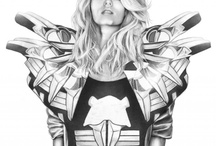 Magda Antoniuk / Polish graphic designer and illustrator.