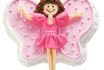 Fairy Cake Design