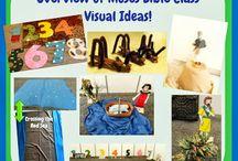 Sunday School and kids activities