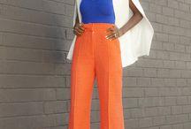 Komplementer színek az öltözködésben - Complementary colors in fashion