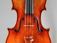 Violas for Sale / Besides fine violas hand crafted by Eric, Benning Violin Shop provides restored handmade and old fine quality antique violas from the mid 18th century to the late 21st century.