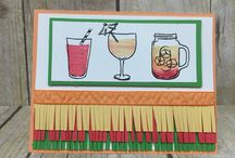 Stampin' Up! Mixed Drinks