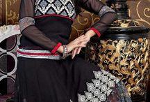 Anarkali Salwar Kameez - que-1101 / Latest Styles of Anarkali Churidar Suits