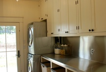 Laundry Lust / Fabulous Laundry Rooms