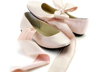 Flower girl shoes and accessories