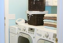 Laundry Room Ideas / by Cortleigh
