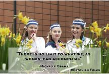 Estonian Folks Quotes & Good Thoughts