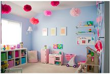 Children's Playroom Ideas