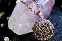 Beautiful jewelery/Celtic/Wiccan