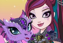 Cosplay: Raven Queen