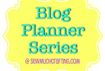 Blog Organizing and Tips / by Tricia Harvey