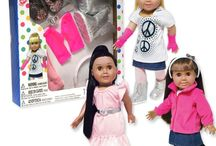 """18 inch doll CLEARANCE SALE / by Springfield 18"""" Dolls"""