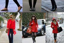 casacos vermelhos