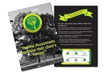 Leaflets / A collection of Leaflets we have designed for our clients.