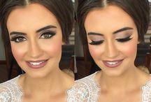 client weddings hair/makeup