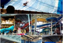 Water Parks!