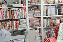 Sewing Room  / by Rhonda Ogle