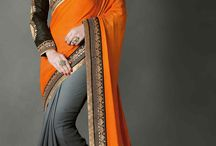 Simple & Sexy Sarees / Why so Hurry, When, there is no end of sarees. Lots of sarees, lots of colors. Choose which suits you.           Only on LifestyleMegamart.com