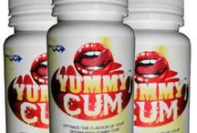 Yummy Cum / Browse this site http://www.facebook.com/Yummy-Cummy-493482854188864 for more information on Yummy Cum. Each Yummy Cum bottle comes with 60 pills and they recommend you to only take 2 pills in a daily basis with a large glass of water. Yummy Cum claims to be a semen sweetener containing some of the flavor enhancers which promote the smell and taste of cum while at the same time promoting more sperm volume. Follow us: http://vid.me/yummycummy