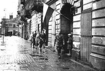 Warsaw Uprising 1944 / The Warsaw Uprising (Polish: powstanie warszawskie) was a major World War II operation by the Polish resistance Home Army (Polish: Armia Krajowa) to liberate Warsaw from Nazi Germany.