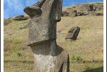 Hello de l'île de Pâques - Hello from Easter Island