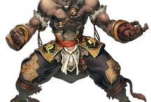 Warrior Characters