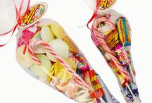 Christmas sweets / Sweets make the perfect stocking fillers and gifts at Christmas.