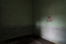 New England Ruins / Photographs of mine from abandoned buildings across the northeast. / by Rob Dobi