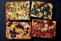 Pizza / by Christy Kennedy