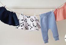 Little Ann / Hippe babykleertjes en accessoires voor de allerkleinste