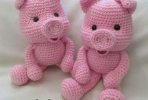 Amigurumi & Puppen & Spielzeuge