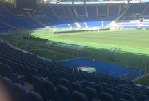 Stadio Olimpico / Tour allo Stadio Olimpico di Roma con visita negli spogliatoi