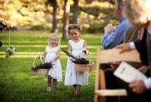 Wedding - flowergirls / by Kathleen Kelly